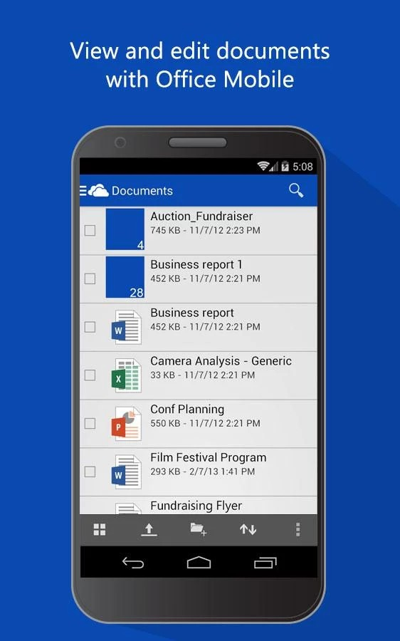 Microsoft updates onedrive for android with push - Get updates for windows office and more ...