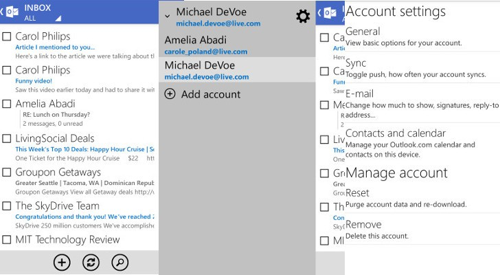 Microsoft Updates Outlook for Android with Full Offline
