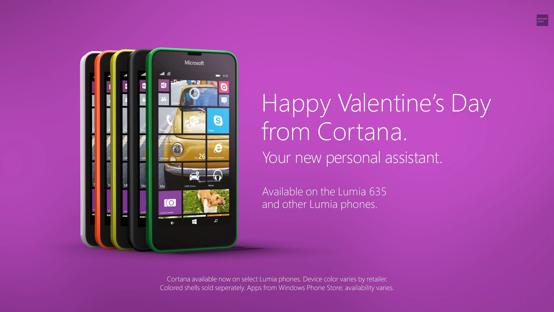 Microsoft S Cortana Goes After Siri In Valentine S Day Video Ads