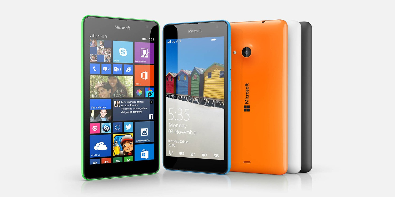 """220cfef09b7 Microsoft s Lumia Phones Were Designed to """"Be Both Pure and Human"""""""