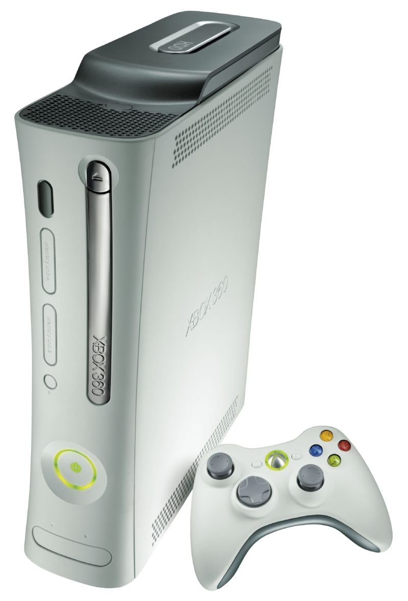 Microsoft's Xbox 360 Console Gets a New Firmware - Download