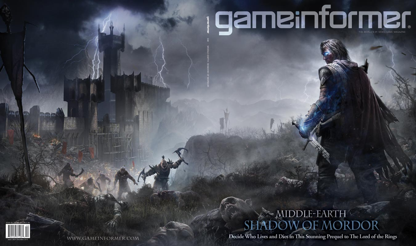 Middle Earth Shadow Of Mordor Is Coming Next Year