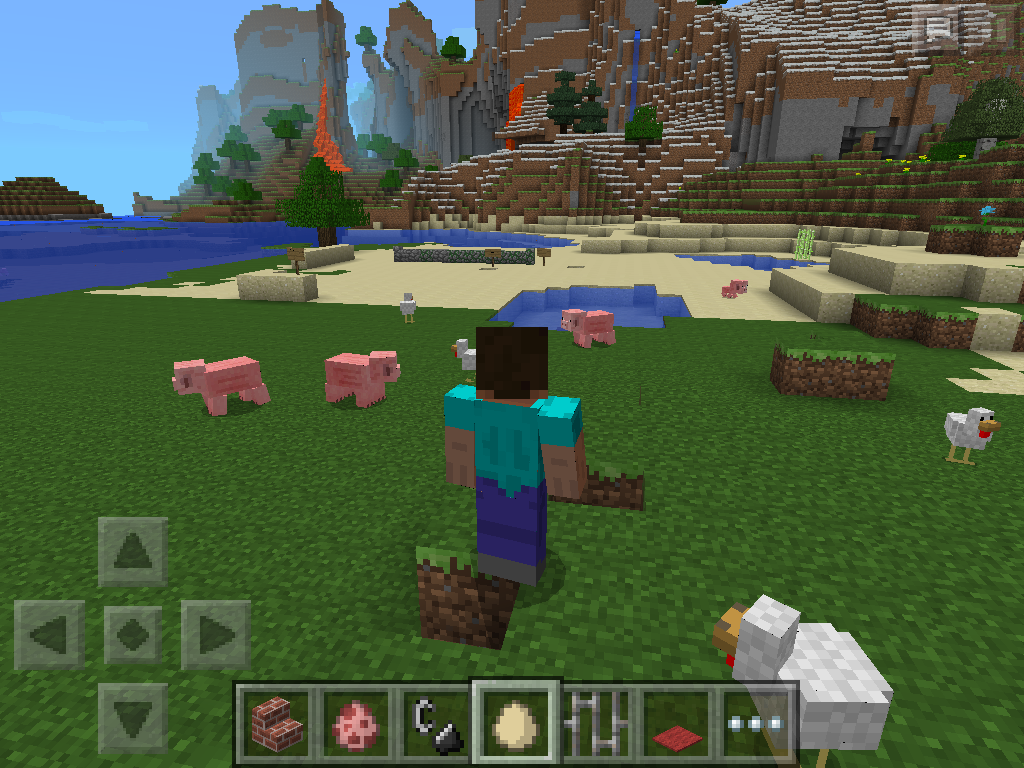 minecraft pe full download