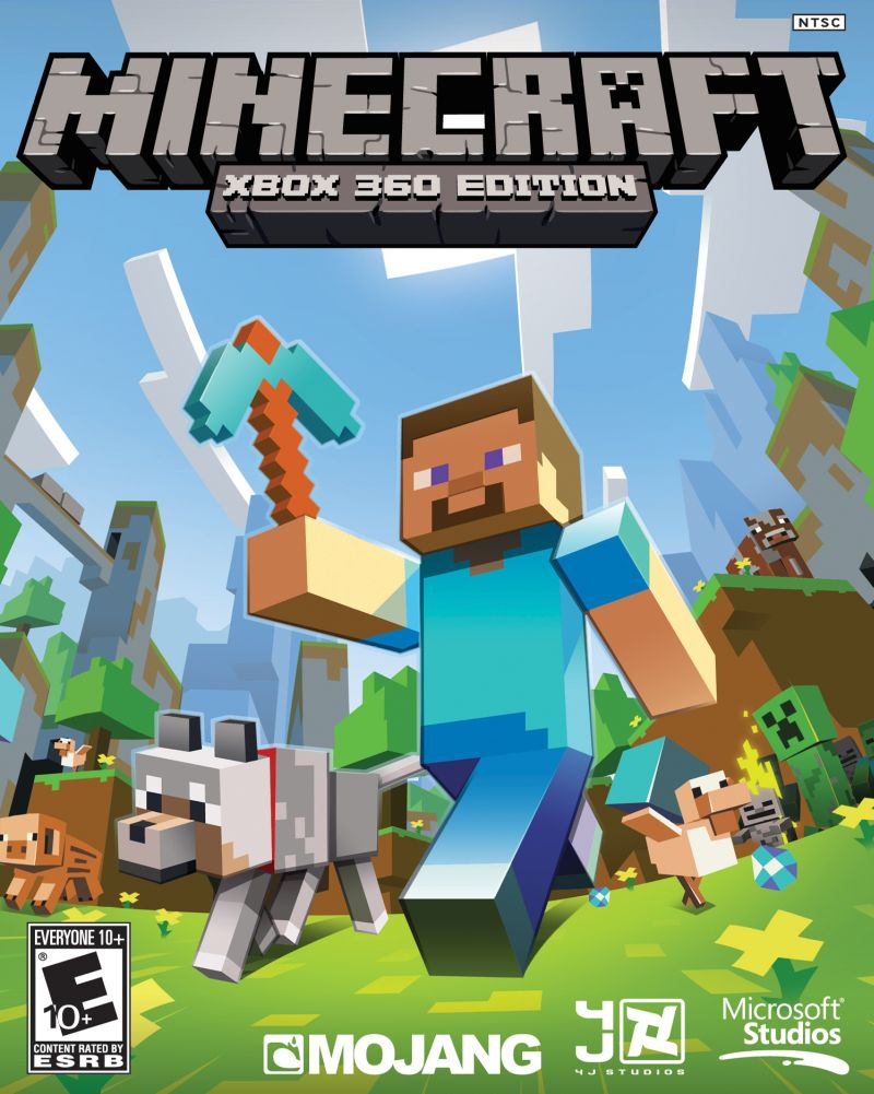 Minecraft for Xbox 360 Title Update 9 Gets Full Changelog