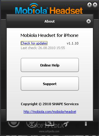 mobiola headset for s60