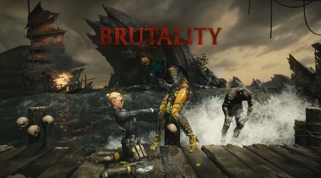 Mortal Kombat X Gets Brutality Focused 46 Minute Gameplay Video