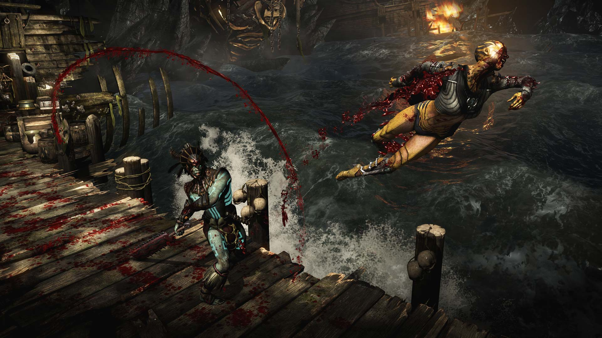 Mortal Kombat X Gets Minimum and Recommended PC Requirements