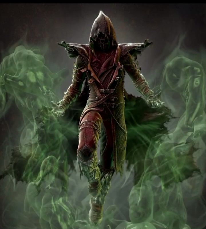 Mortal Kombat X Unveils Ermac In Explosive Gameplay Video