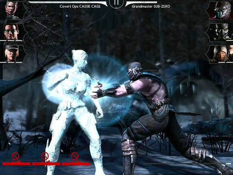 Mortal Kombat X for iOS Now Available for Download, Android