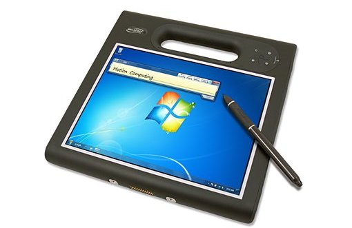 Motion Computing F5v Windows 7 Tablet Pc Now Available With