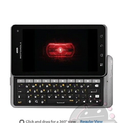 motorola droid 3 gets 360 view at verizon rh news softpedia com Verizon Motorola Droid Specs Unlock Verizon Motorola Droid 2
