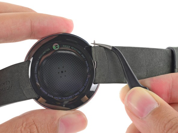 Motorola Moto 360 Doesn't Have the Promised Battery Life