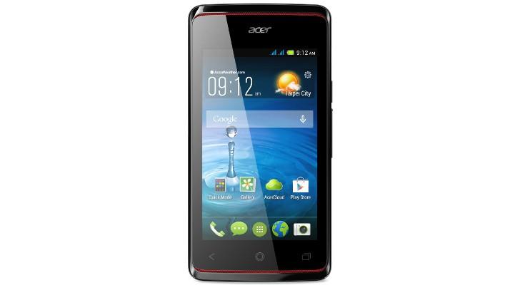 Acer Liquid Z200 Front