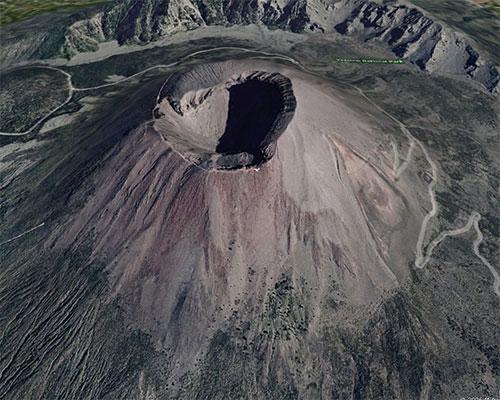 mount vesuvius said to erupt again