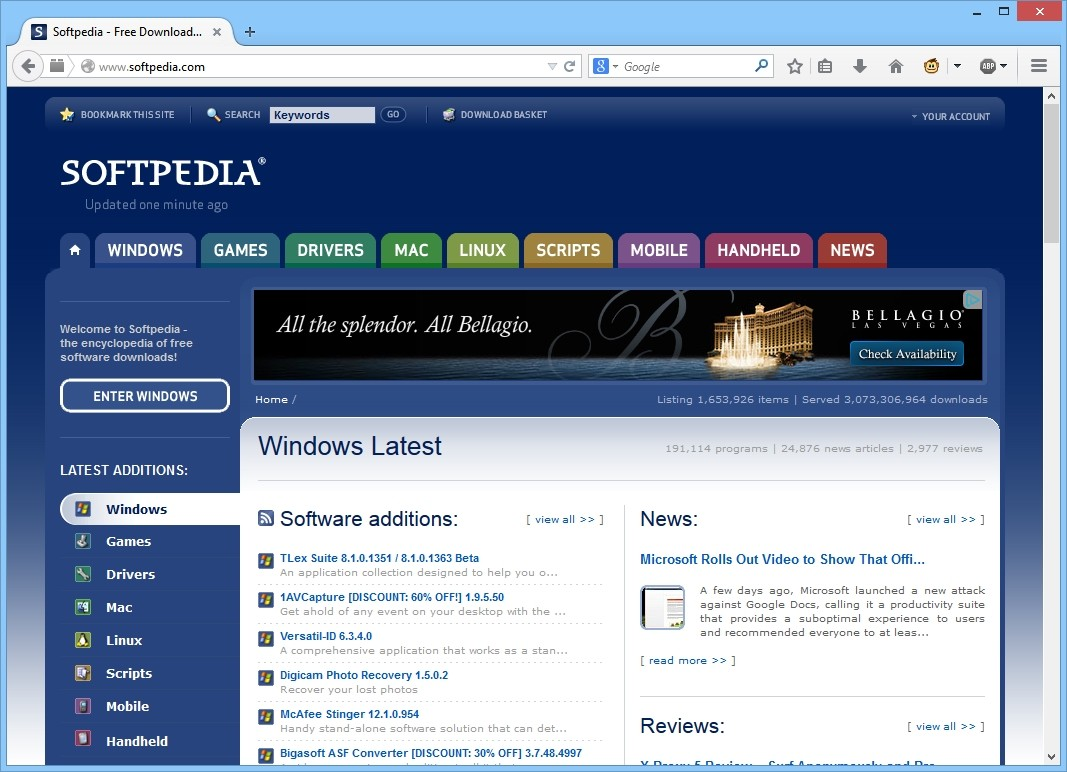 Mozilla Firefox 31 Beta 2 Now Available for Download