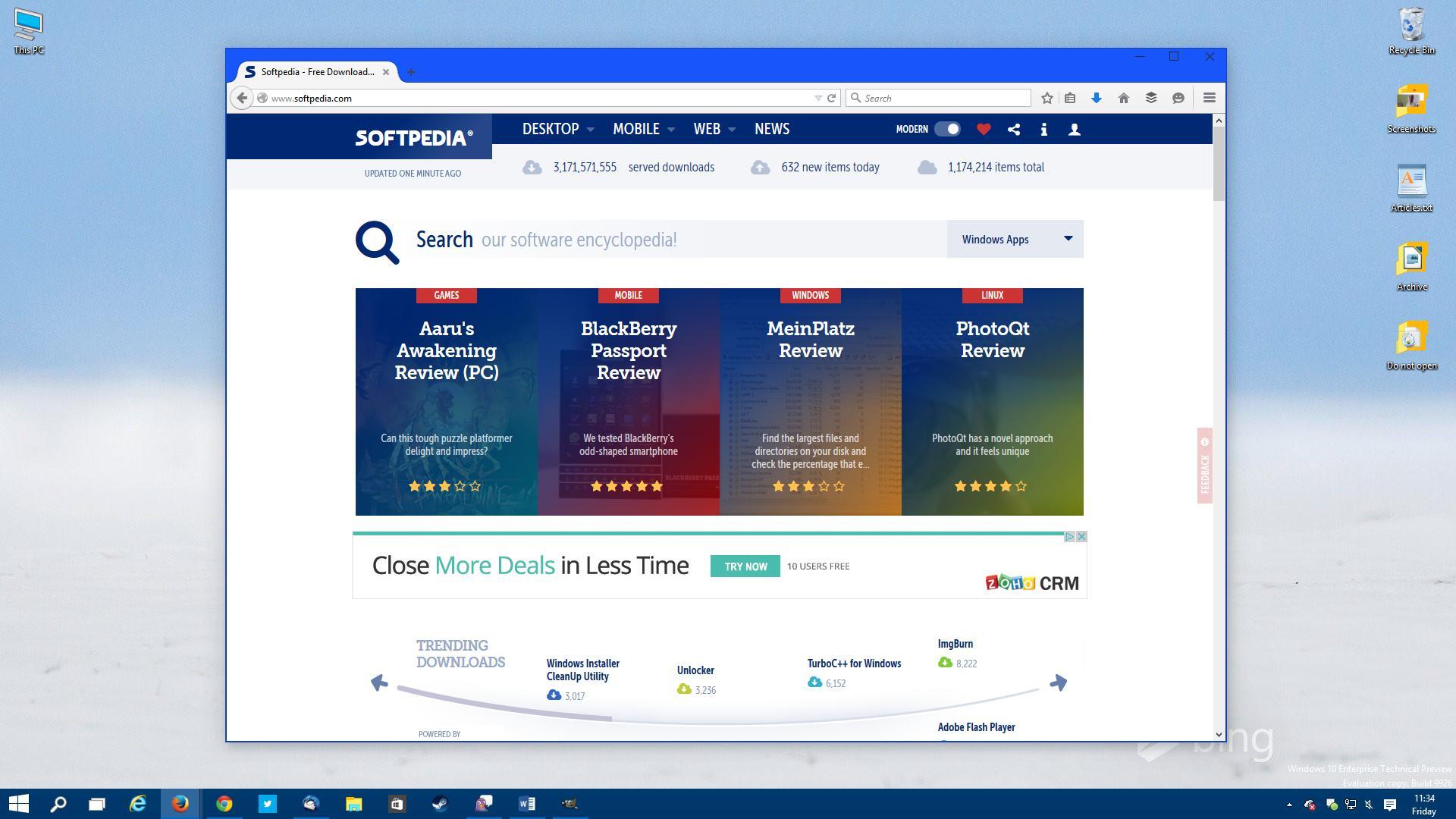 Mozilla Might Launch Firefox Universal App for Windows 10  Mozilla Might L...