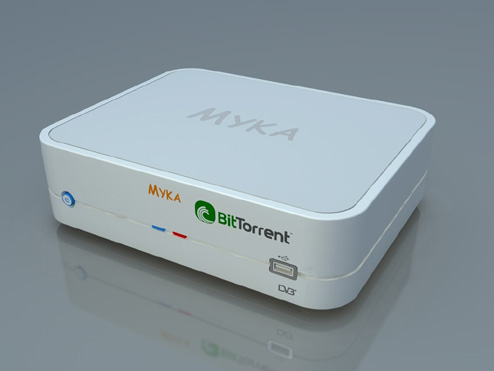 Myka, the Living-Room Torrent Box