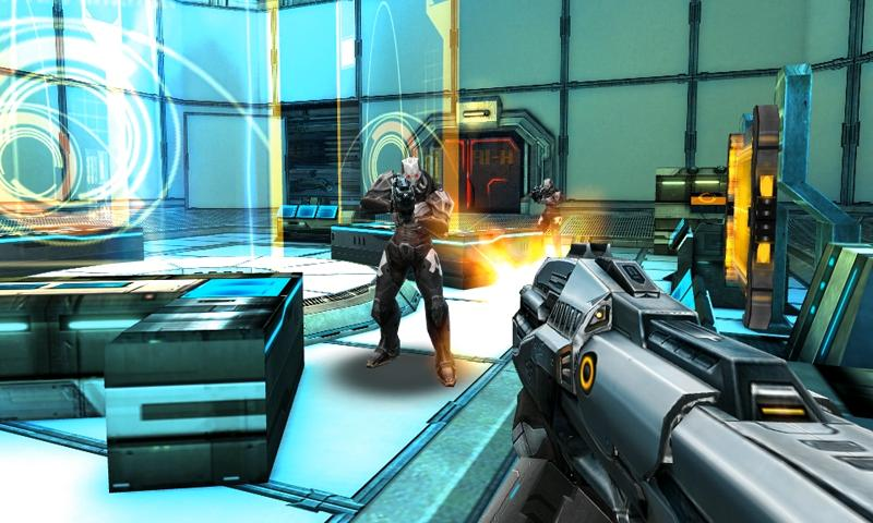 Gameloft's n. O. V. A. 3 for android review android community.