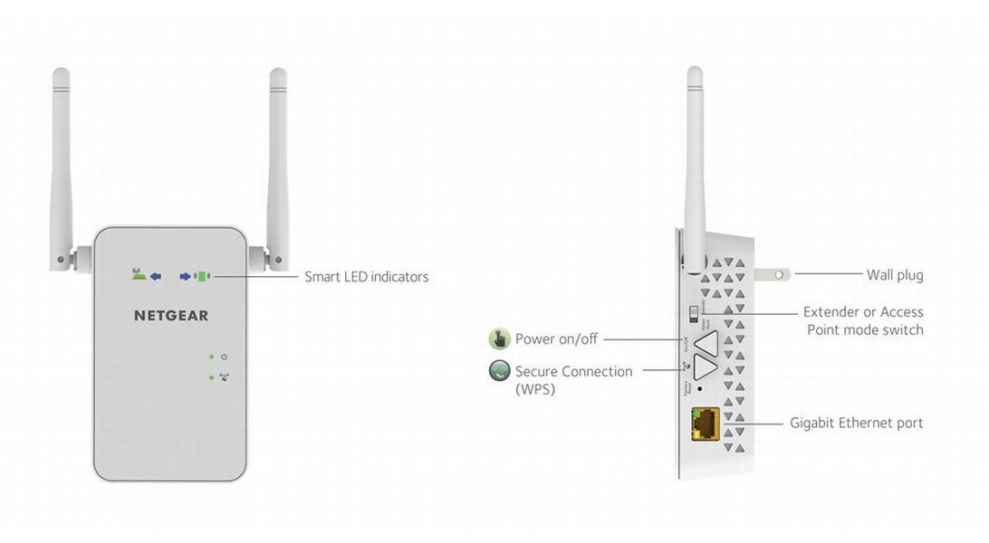 how to update router switch firmware netgear