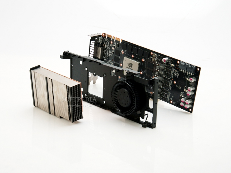 NVIDIA GeForce GTX 580 Teardown – Live Photos