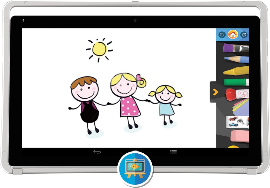 Nabi S Huge 20 Inch Tablets Want Kids To Be Social Play Together On