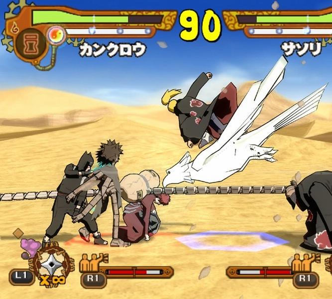 download iso game naruto ultimate ninja 5