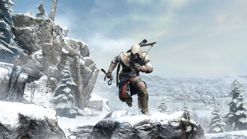 Native American Consultant Will Advise Assassin S Creed Iii Developers
