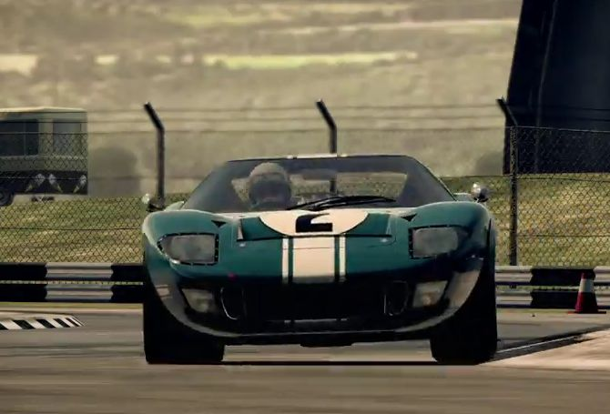 The Ford Gt Is Included In The Legends Dlc For Shift