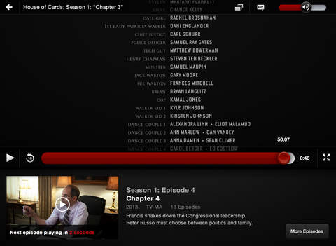 Netflix 7.0 Adds 1080p, Full Support for iPhone 6 Plus