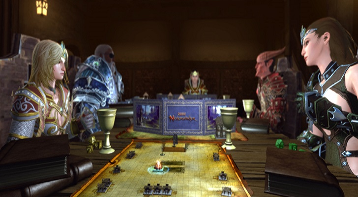 Neverwinter Hosts Virtual Tabletop Dungeons Dragons Game As April Fool S Day Joke