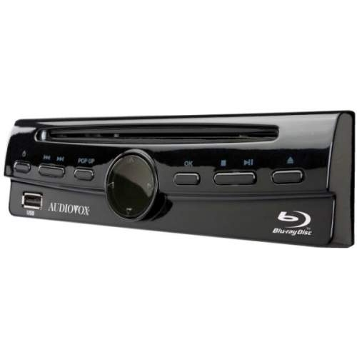 The New Audiovox Car Blu Ray Player