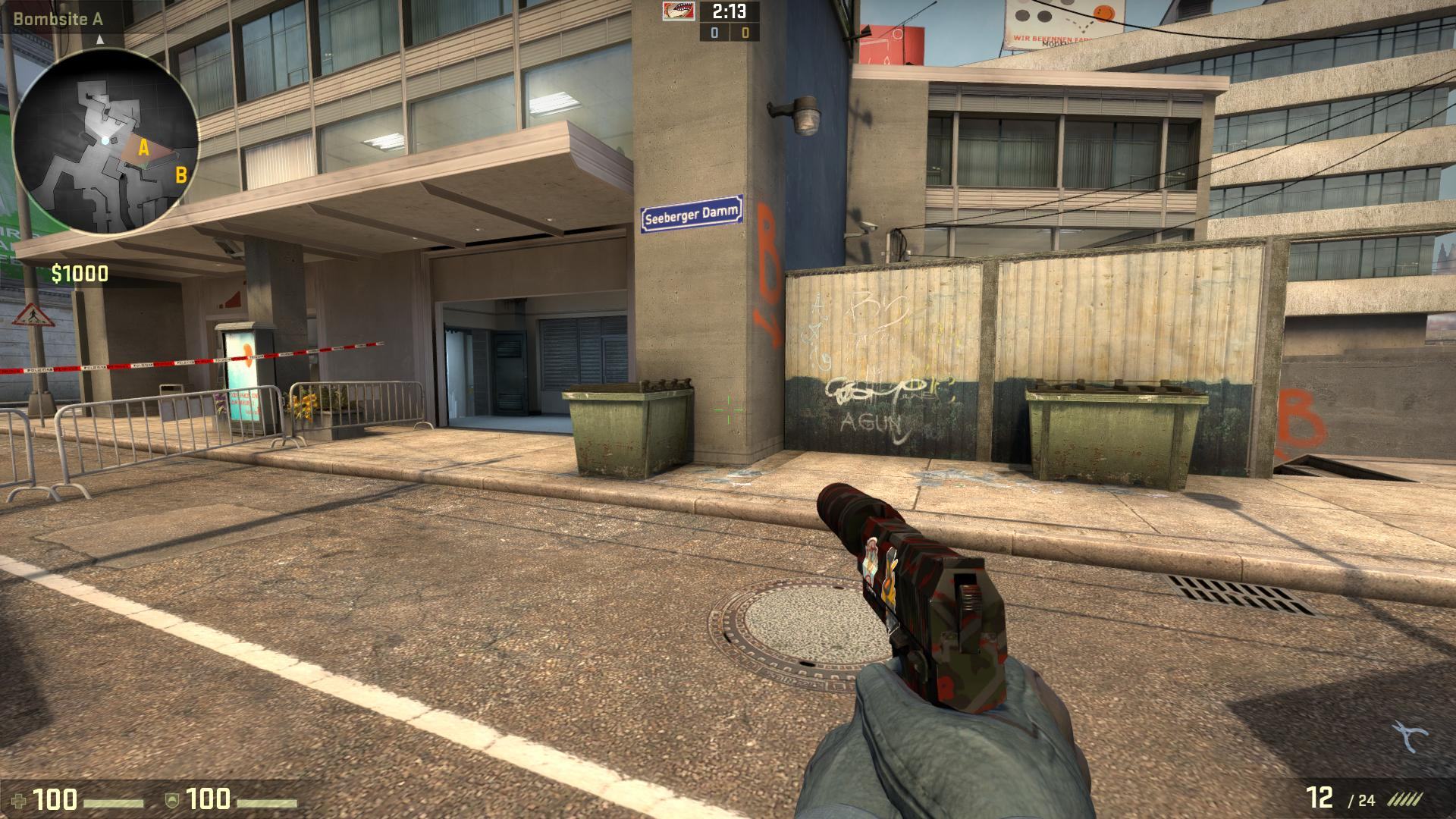 New CS:GO Update Brings Back 1 6 Crosshair Style, Makes Map