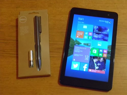 """New Dell Active Stylus """"REV A01"""" for Venue 8 Pro and 11 Pro"""