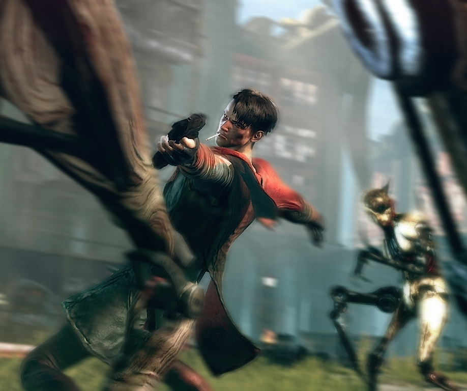 New Devil May Cry Will Use Unreal Engine 3 Tech