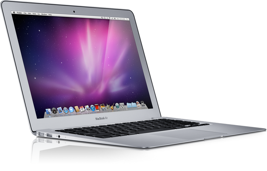 How to restore a macbook air laptop