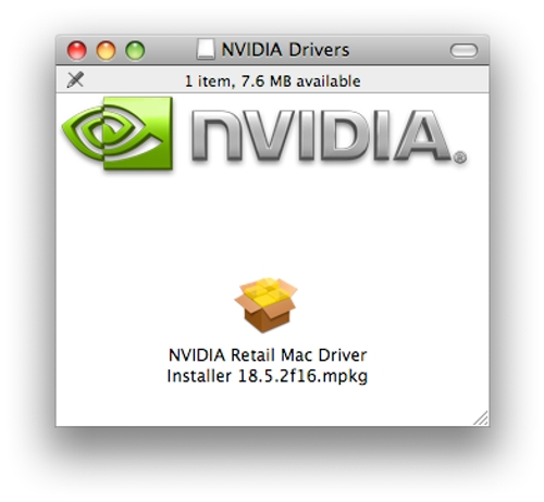 New Nvidia Drivers Available for Mac Pro Users - Download Here
