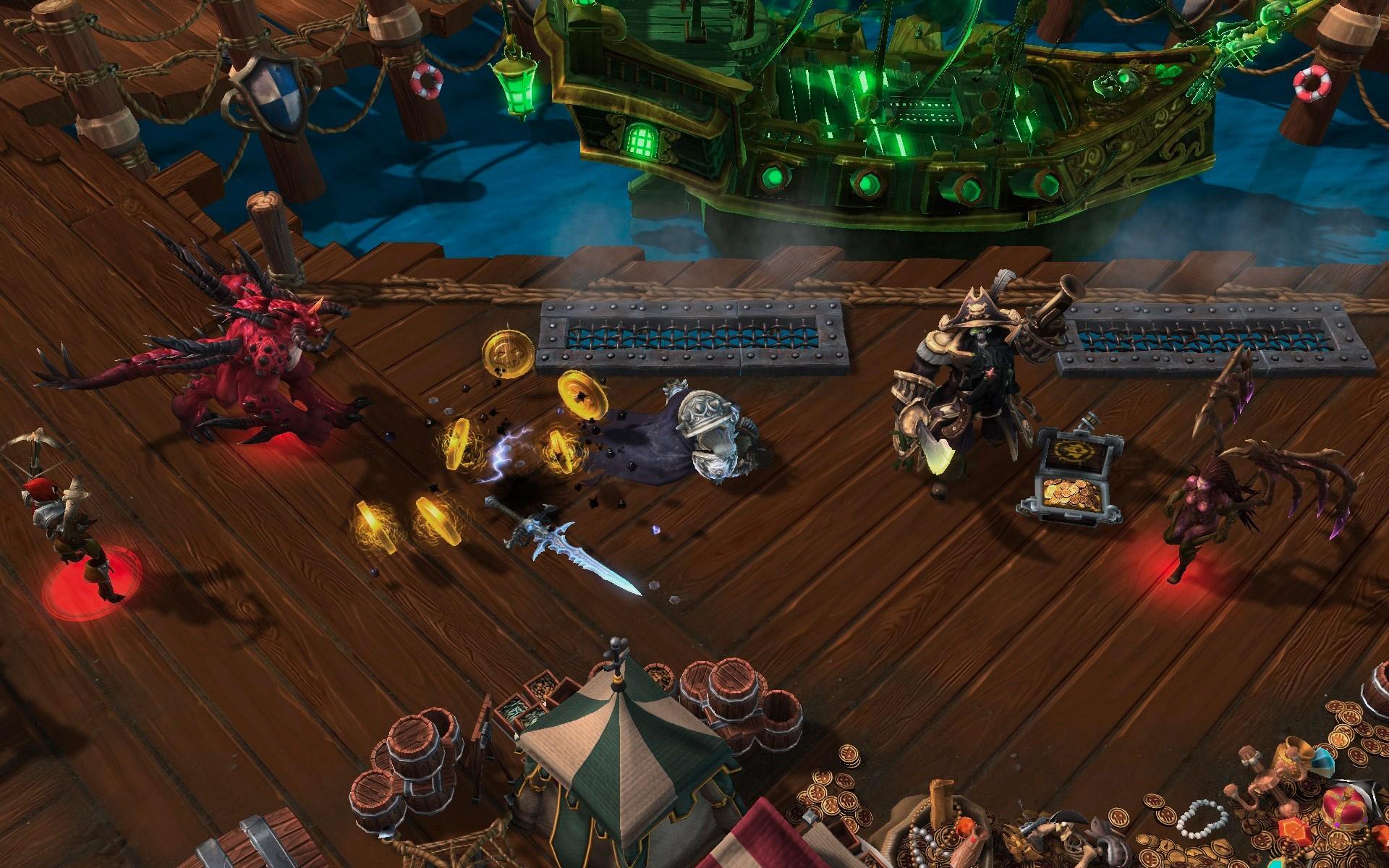 Jak działa matchmaking w Heroes of the Storm