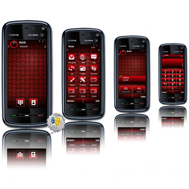 theme nokia 5800 expressmusic