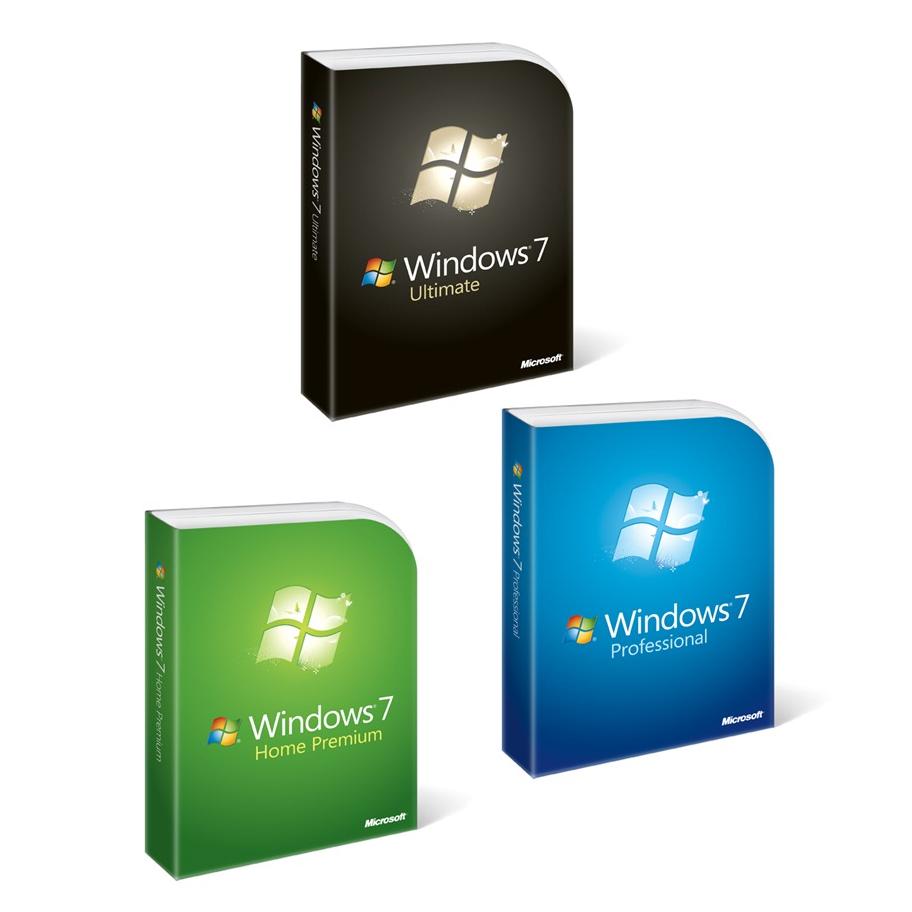 New Windows 7 Logo And Box Design