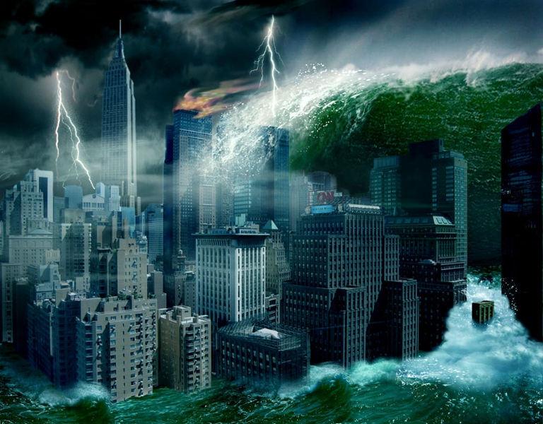 New York Hit by Asteroid-Triggered Tsunami Millennia Ago