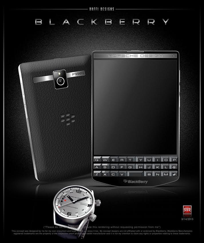 next gen blackberry porsche design p 9984 concept shows. Black Bedroom Furniture Sets. Home Design Ideas