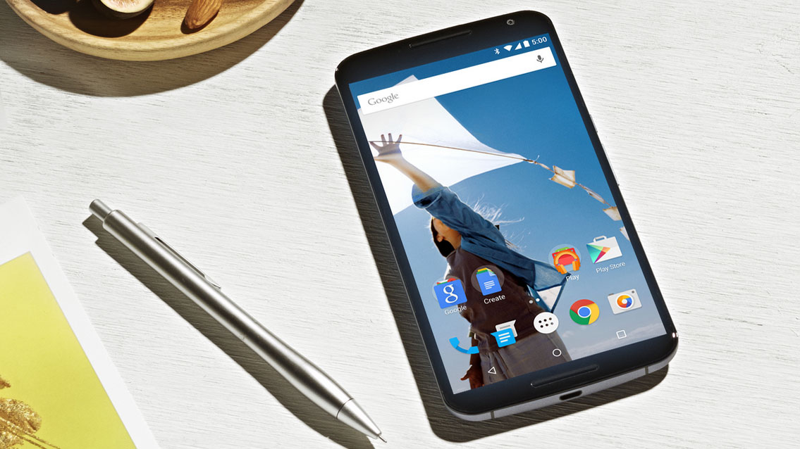 Nexus 6 Could Have Had a Fingerprint Scanner, Google Removed It