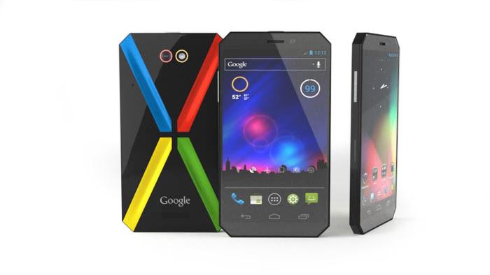 Nexus 6 X Phone Concept Runs Android 6.0 Milkshake