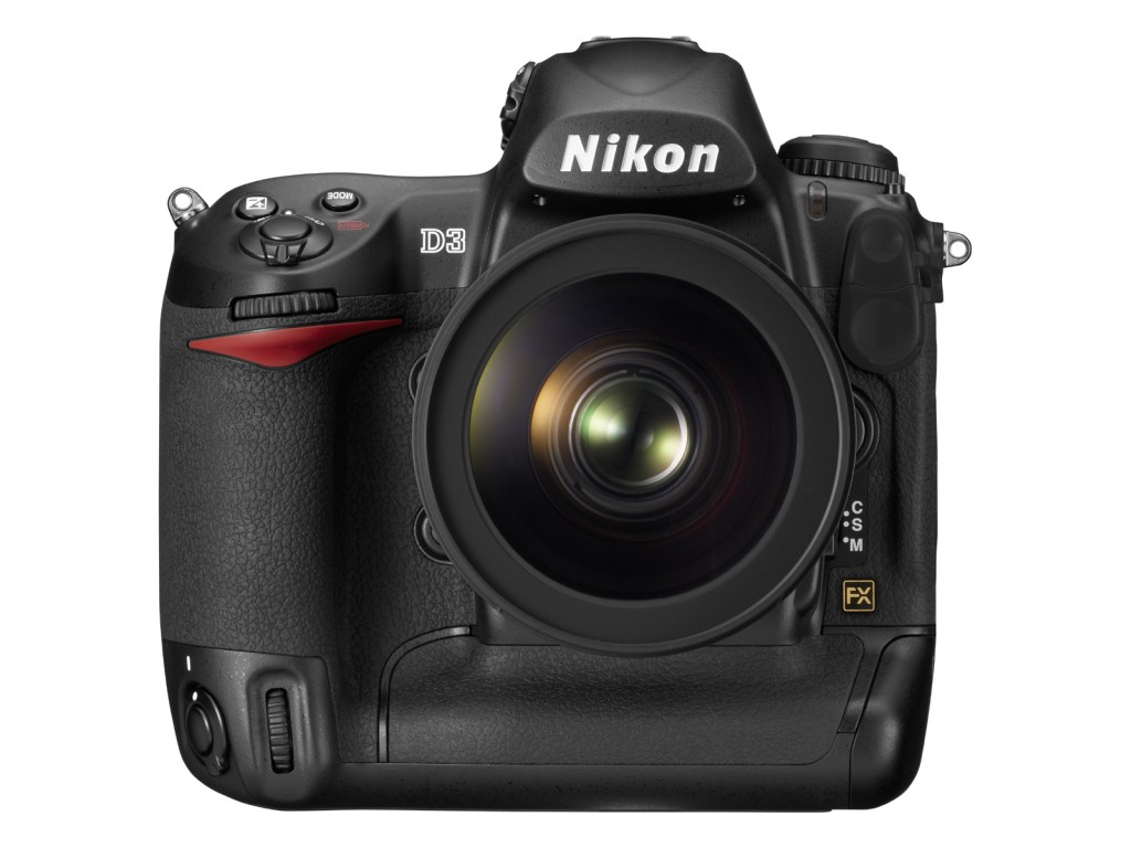 Nikon Makes Full-Frame Debut with the D3