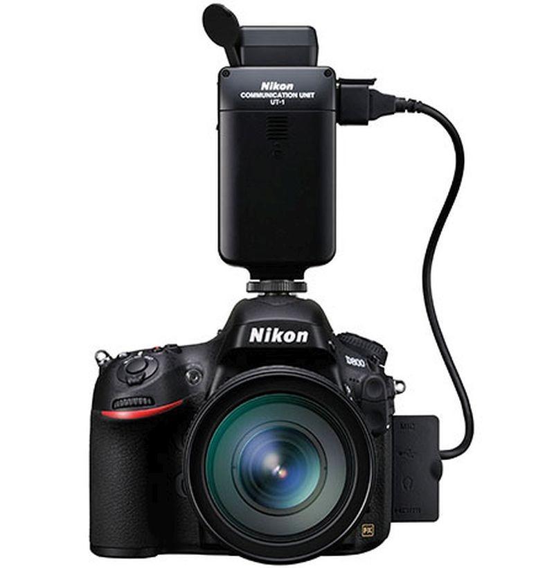Nikon UT-1 Unit Is Now Compatible with D7200 Cameras