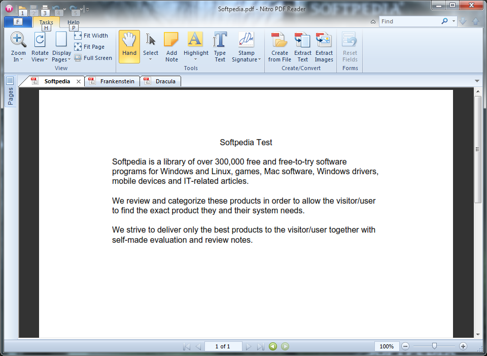 nitro pdf reader free download full version