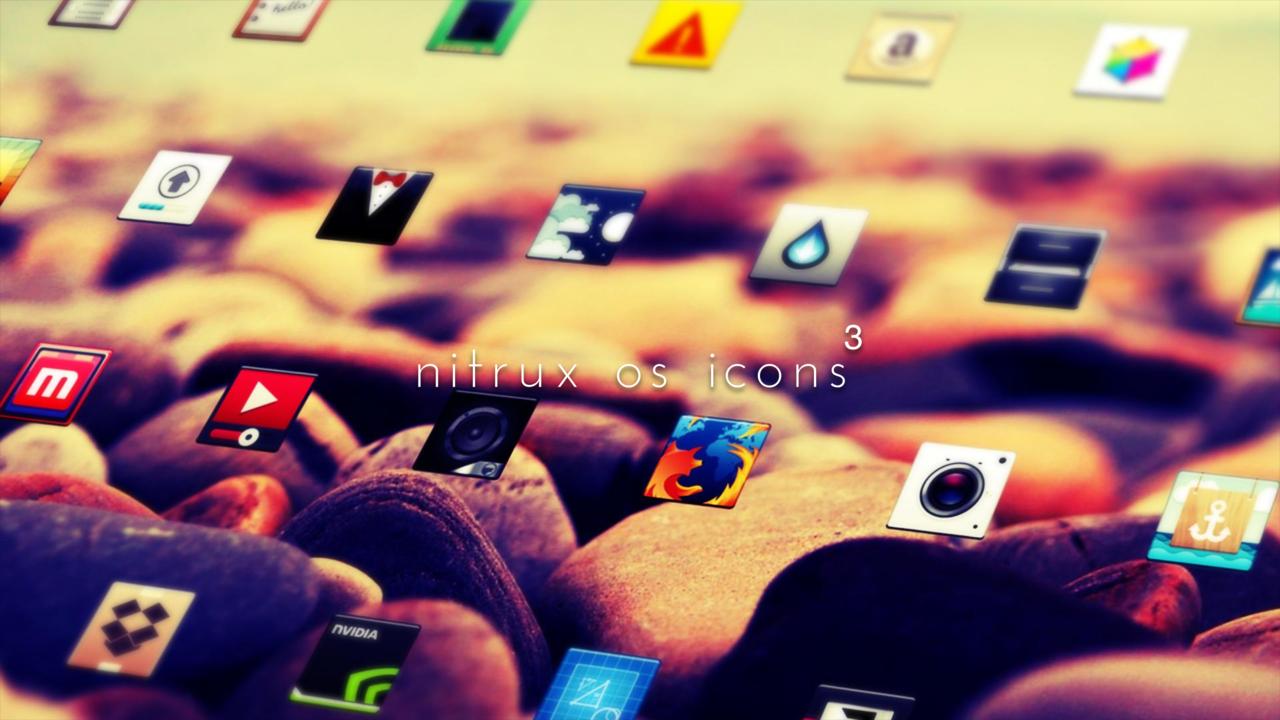 Nitrux OS 3.0.6 Brings Beautiful Handcrafted Icons to Ubuntu 13.04