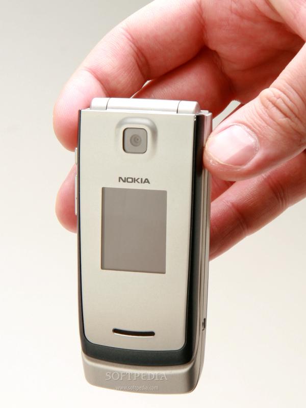Nokia 3610 fold Review