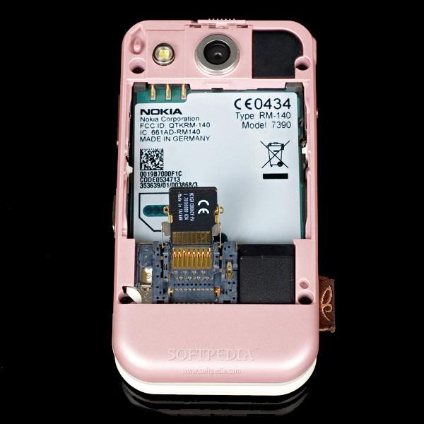 Nokia 7390 Review