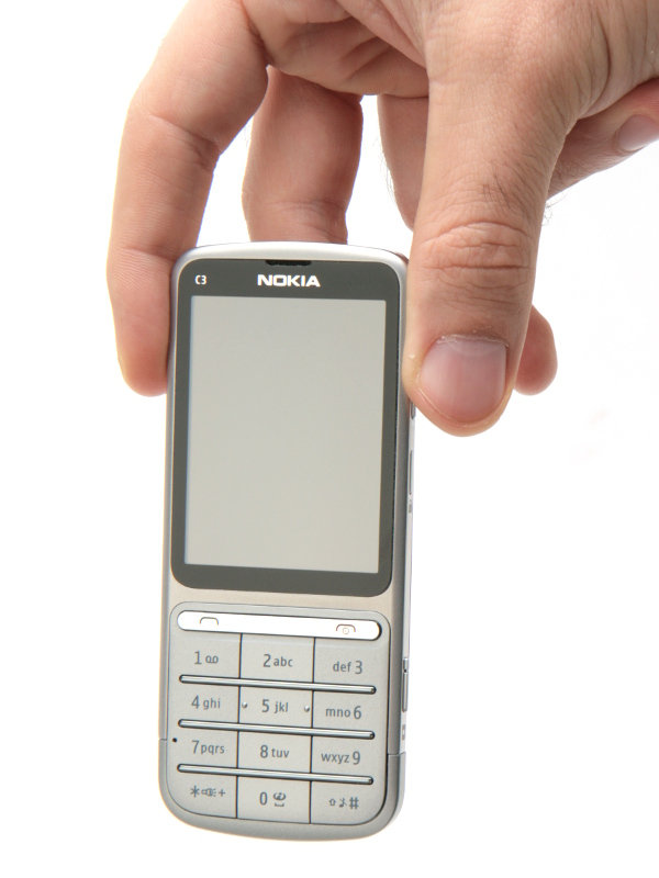 Nokia C3 01 Review The Hybrid Touch And Keypad Phone